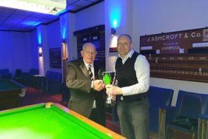 Ian Brumby Winner