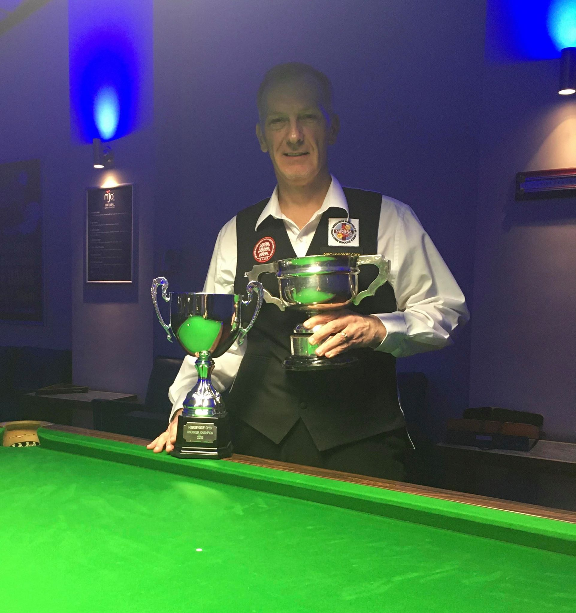 John Wlesh Winner